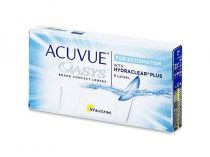 Acuvue Oasys for Astigmatism (6 lentilles)