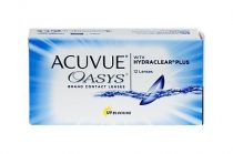 Acuvue Oasys with Hydraclear Plus (12 lentilles)