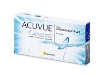 Acuvue Oasys with Hydraclear Plus (6 lentilles)