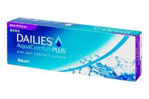 Dailies AquaComfort Plus Multifocal (30 lentilles)