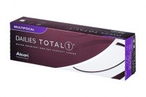 Dailies Total 1 Multifocal (30 lentilles)